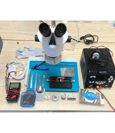 Kit Complet Pour Microsoudure Haut de Gamme