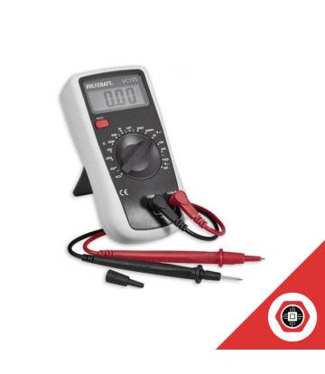 Multimètre digital voltcraft