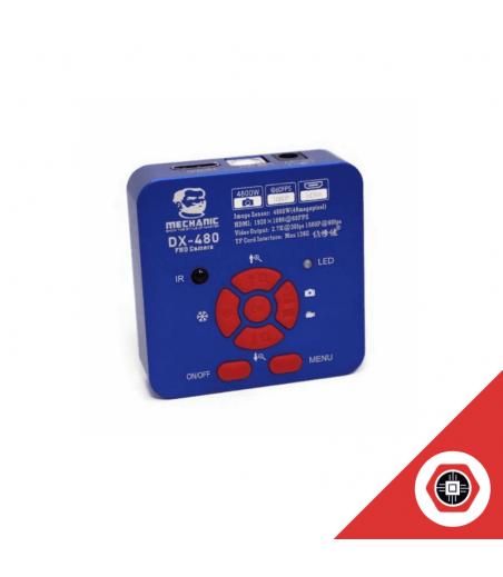 Caméra pour Trinoculaire Mechanic DX-480 HDMI